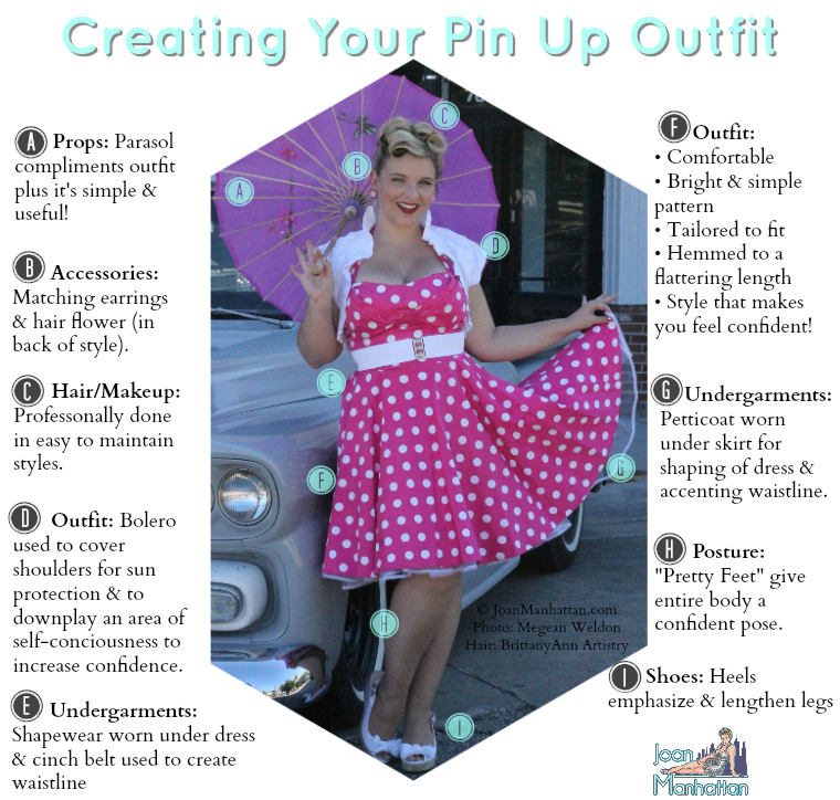 Pin Up Contest Outfit Guide